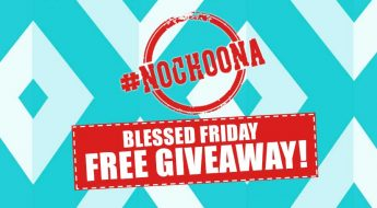 blessed friday free giveaway by waleed najam