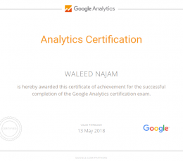 google-analytics-certificatee